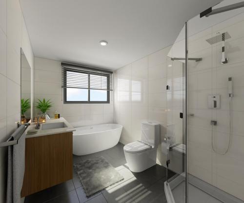 Tempo Gallery Bathroom Upgrade 2