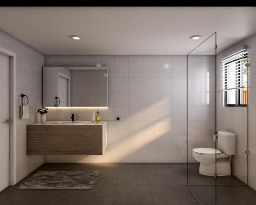 Tempo Gallery Bathroom Upgrade